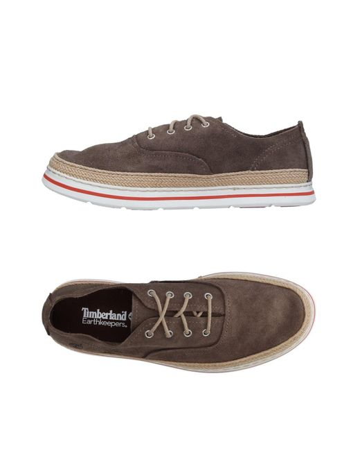 Timberland - Gray High-tops & Sneakers for Men - Lyst