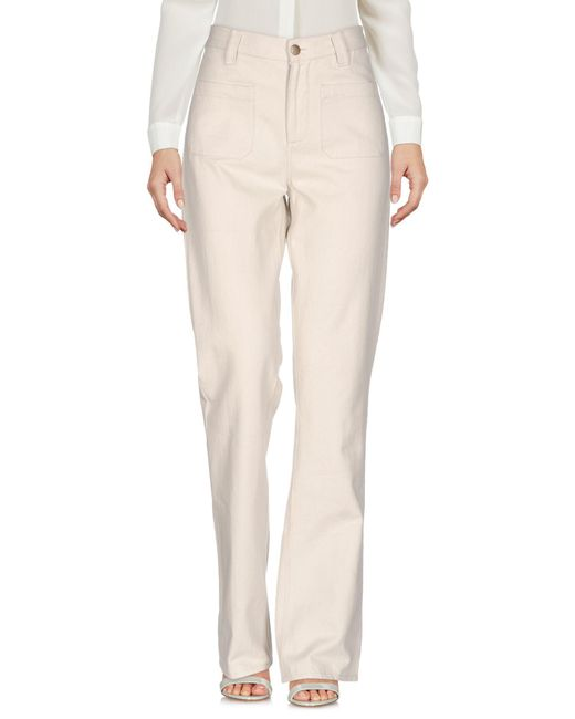 Swildens Gray Casual Trouser