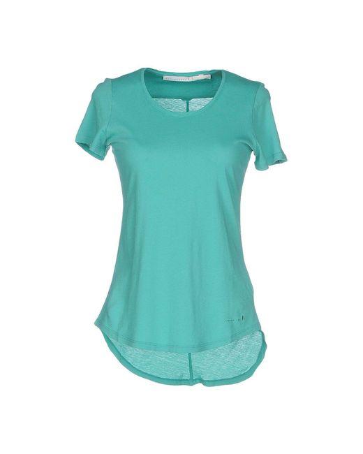 Schumacher - Gray T-shirt - Lyst