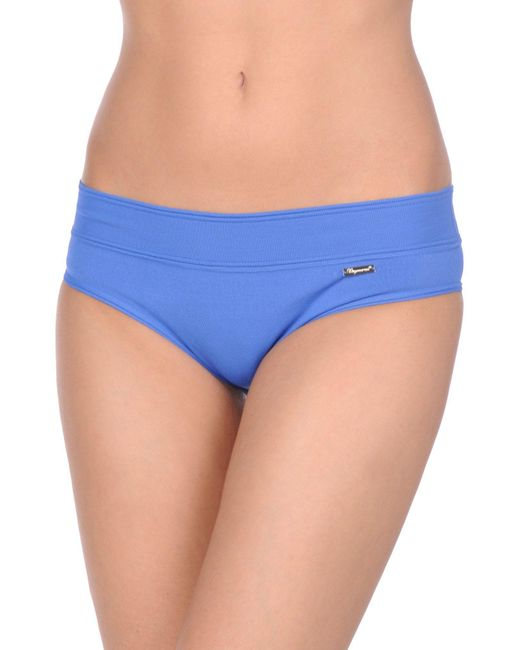 DSquared² - Blue Swim Briefs - Lyst