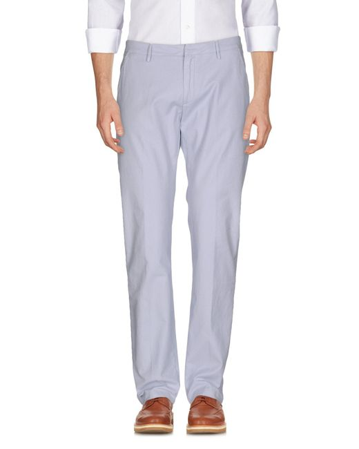 TRUE NYC | Blue Casual Pants for Men | Lyst