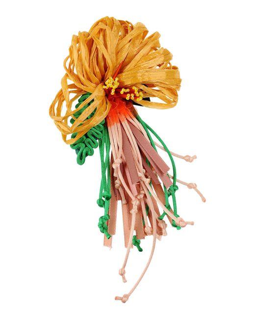 Rada' - Multicolor Brooch - Lyst