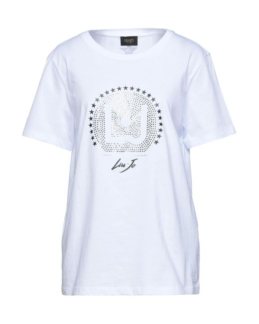 Liu Jo White T-shirt