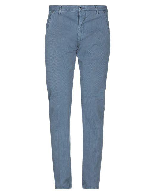 Pantalone di Zanella in Blue da Uomo