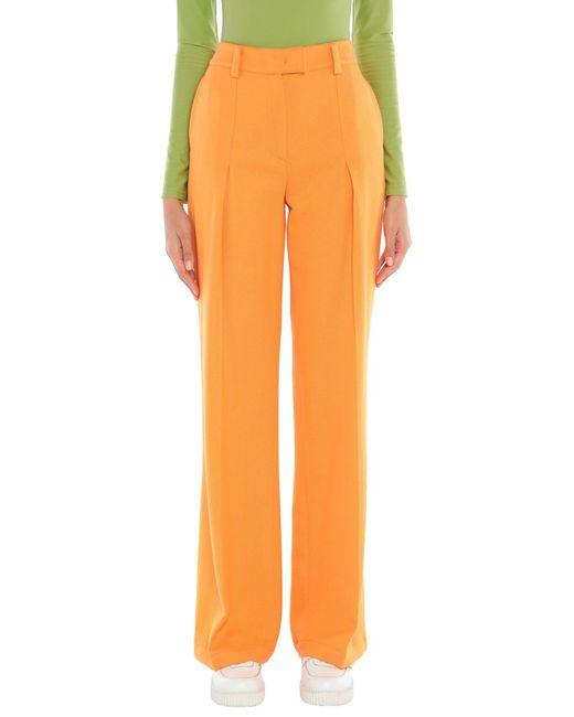 Pantalone di BROGNANO in Orange