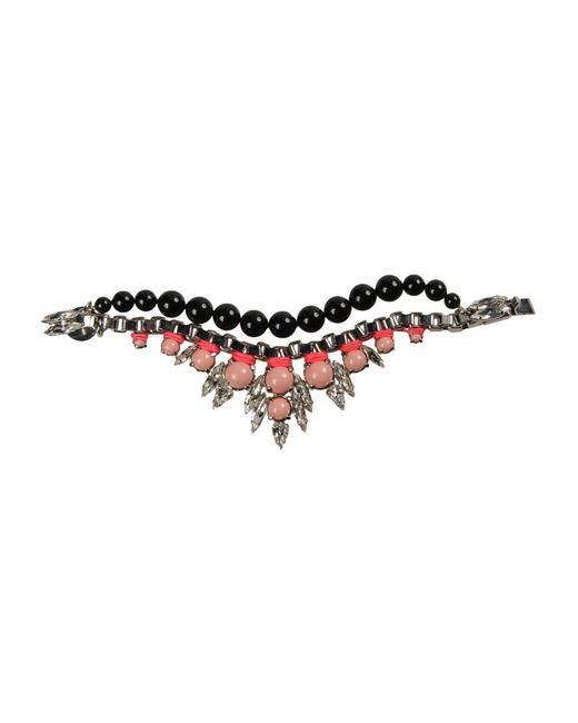 Ellen Conde - Black Bracelets - Lyst