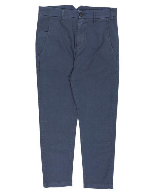 Novemb3r Hose in Blue für Herren