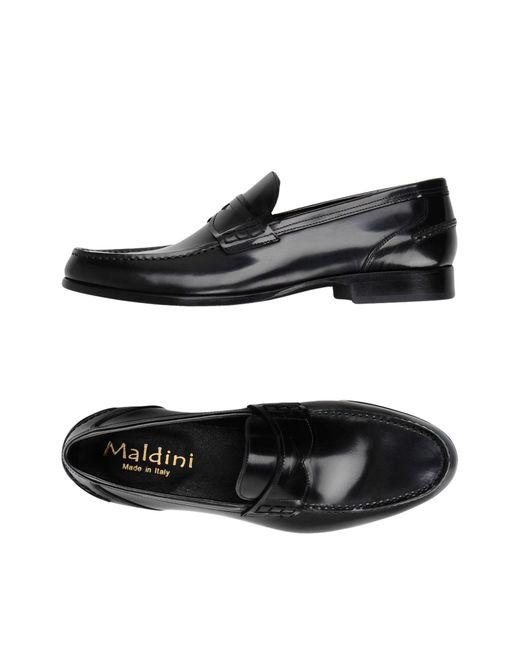 Maldini Mokassin in Black für Herren