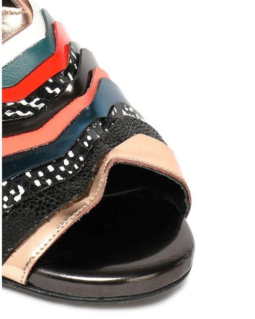Sandales Robert Clergerie en coloris Black