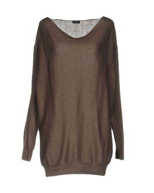 Snobby Sheep   Gray Sweater   Lyst