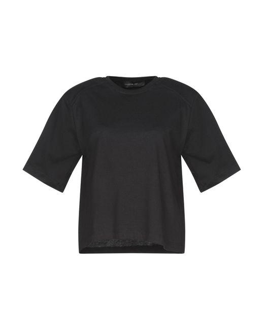 FEDERICA TOSI Black T-shirt
