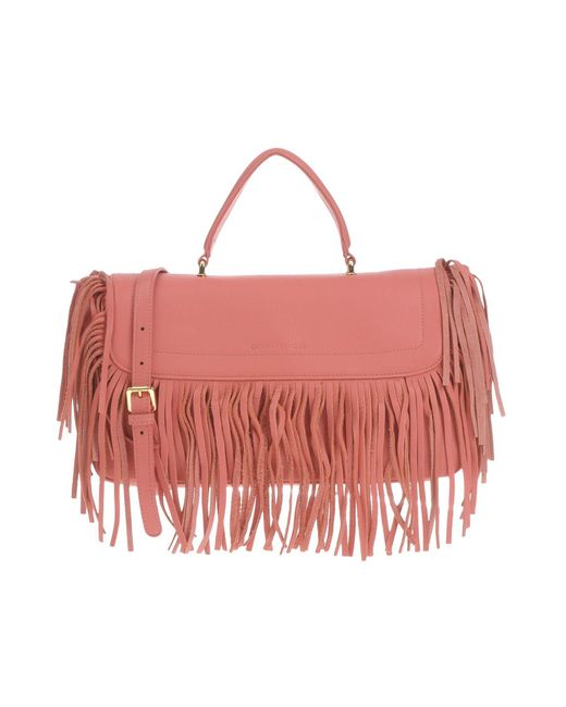 L'Autre Chose - Pink Cross-body Bag - Lyst