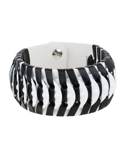 DSquared² - White Bracelet for Men - Lyst