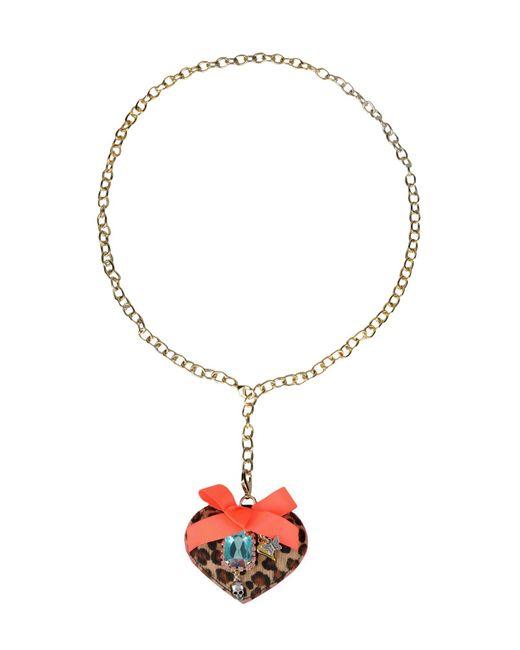 Beayukmui - Blue Necklace - Lyst