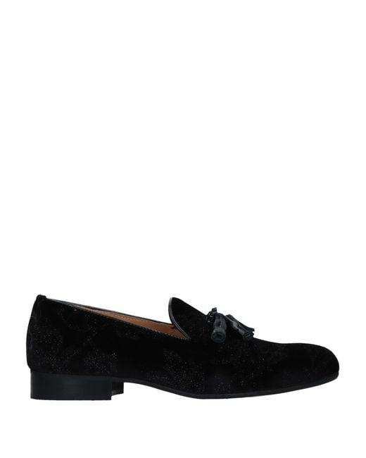 Alberto Moretti - Black Loafer for Men - Lyst