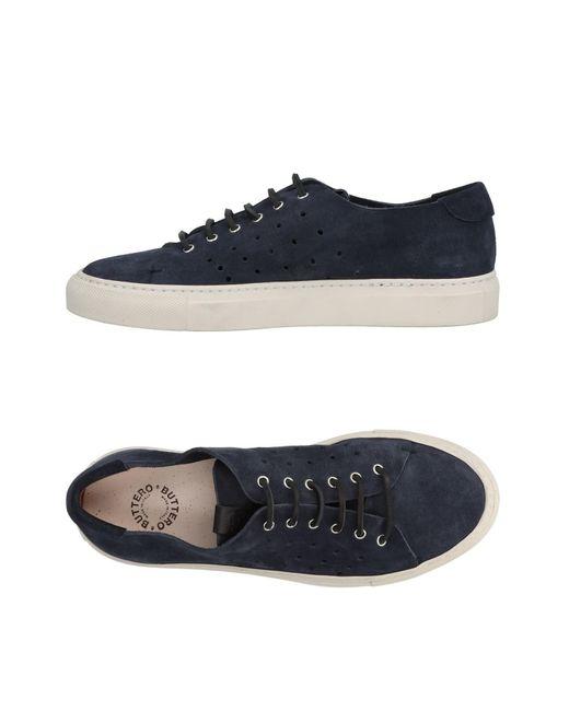 Buttero - Blue Low-tops & Sneakers - Lyst