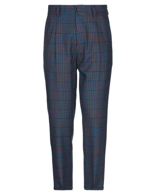 PT Torino Blue Casual Trouser for men