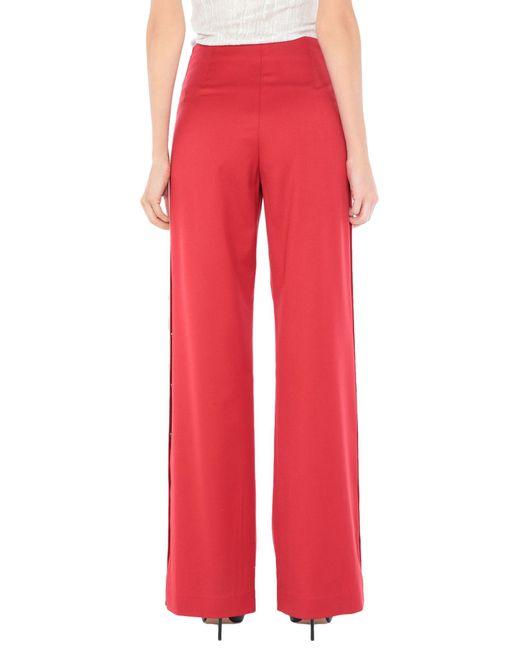 Pantalone di Jonathan Simkhai in Red