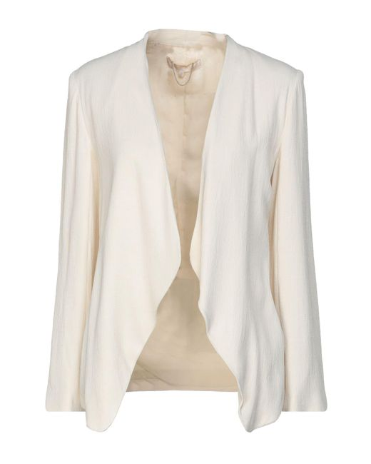 Vanessa Bruno Natural Suit Jacket