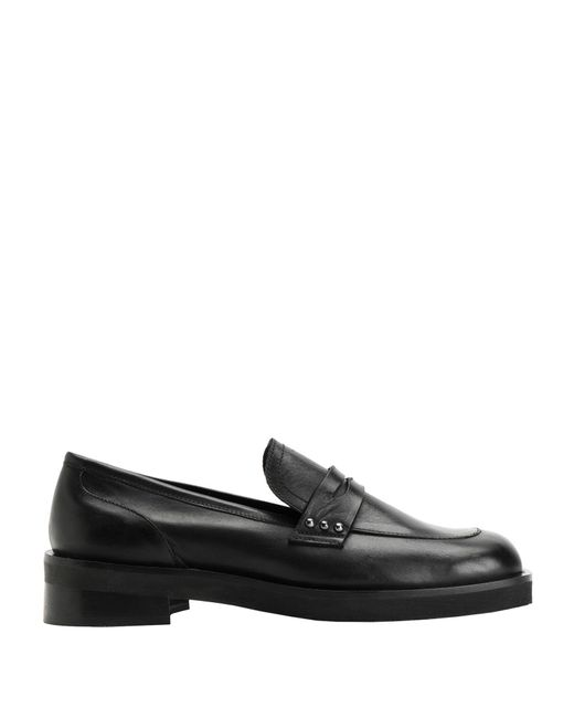 8 by YOOX Black Loafer