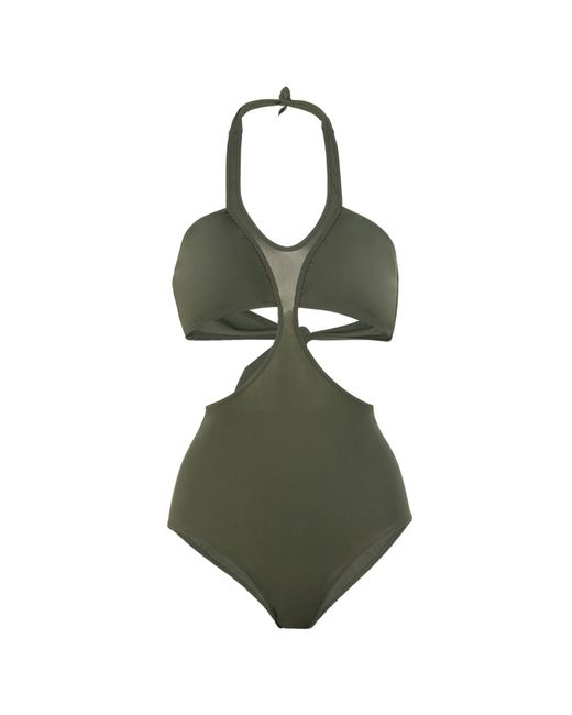 Albertine - Green One-piece Swimsuits - Lyst