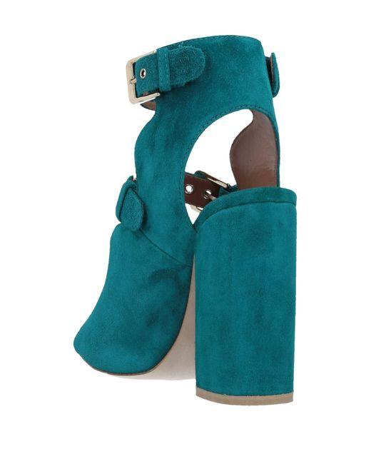 Laurence Dacade Blue Sandals