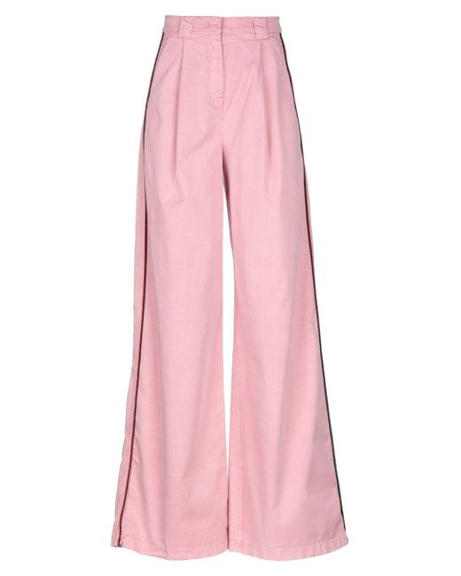 Pantalones Pinko de color Pink