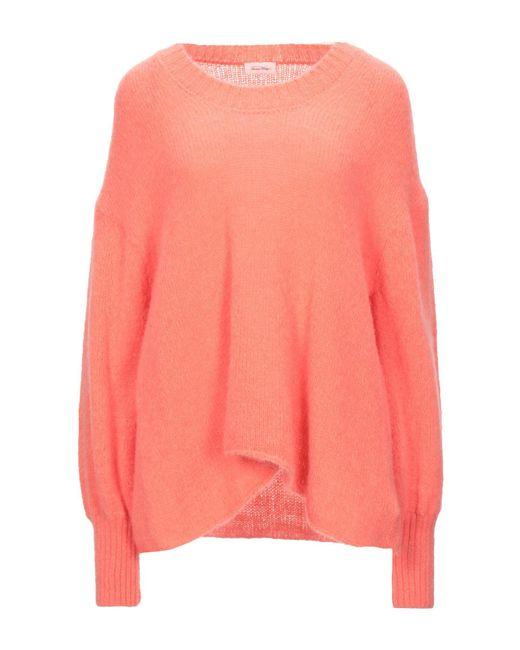 Pullover American Vintage de color Pink