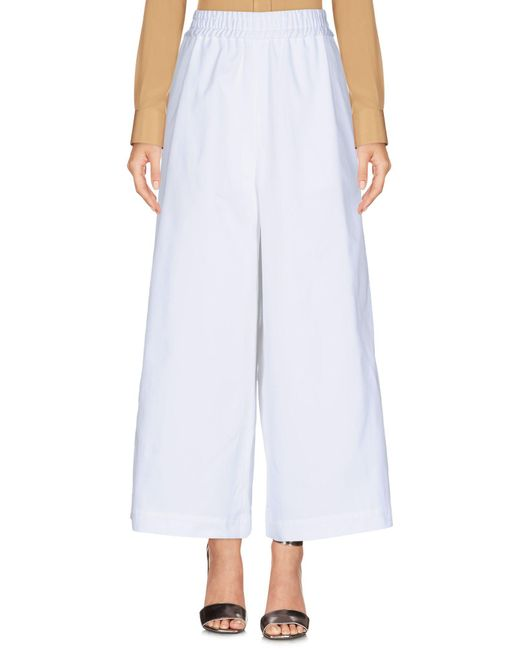 Ports 1961 - White Casual Trouser - Lyst