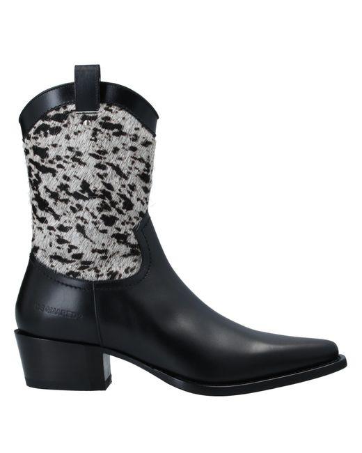 DSquared² Stiefel in Black für Herren