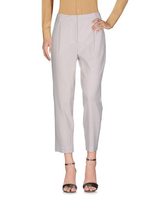 Pantalone di 3.1 Phillip Lim in White