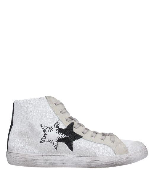 2Star Sneakers abotinadas de hombre