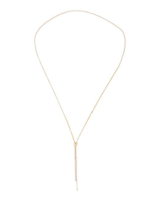 Kenneth Jay Lane - Metallic Necklaces - Lyst
