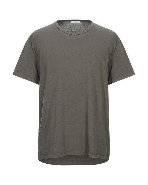T-shirt Paolo Pecora pour homme en coloris Green