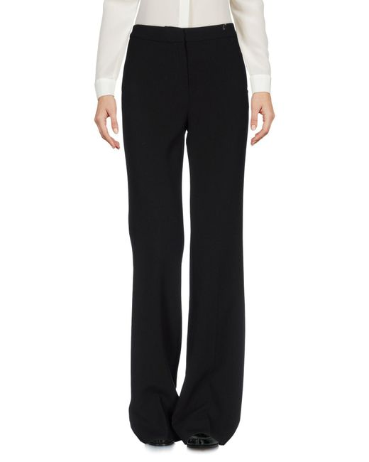 Ottod'Ame Black Casual Pants