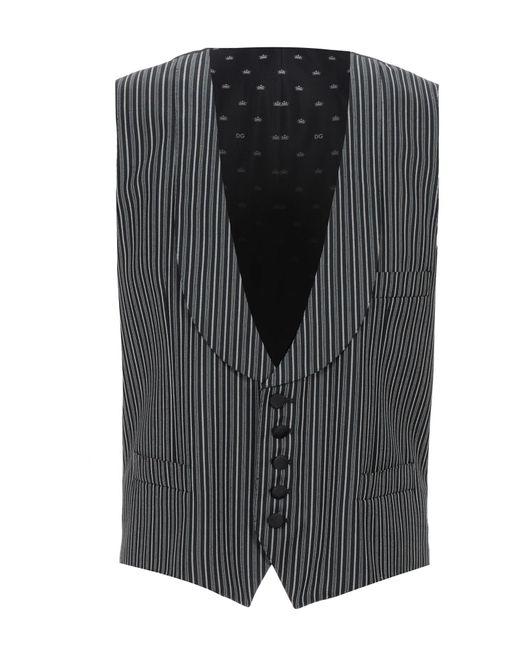 Dolce & Gabbana Weste in Black für Herren