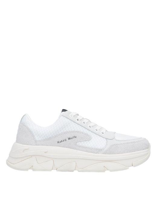 Naked Wolfe Sneakers & Deportivas de hombre de color blanco