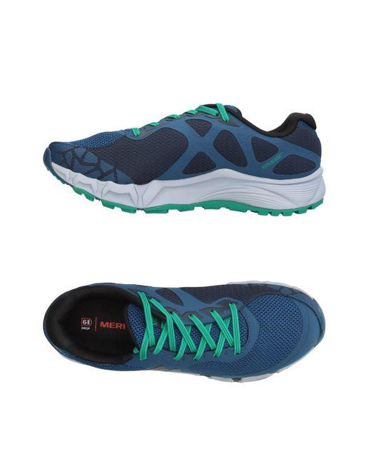 Merrell   Blue Low-tops & Sneakers for Men   Lyst