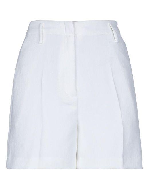 MICHAEL Michael Kors White Shorts