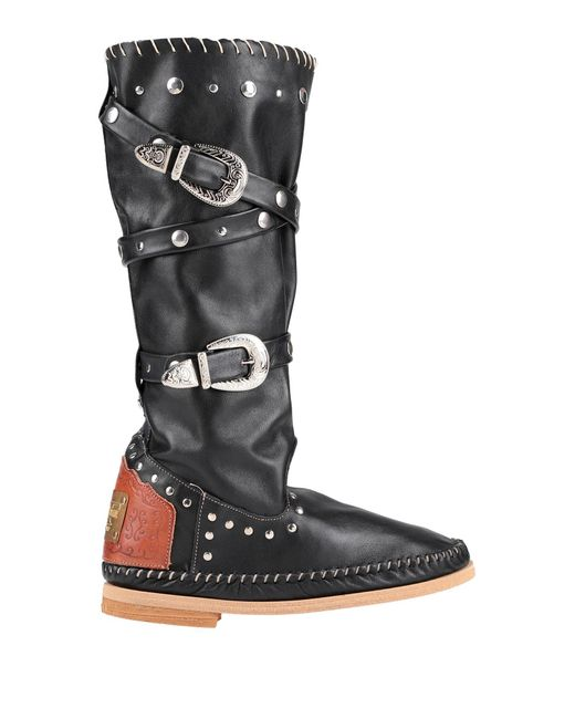 Divine Follie Black Boots