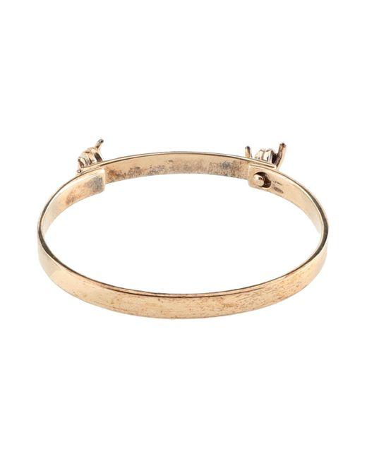 DSquared² Metallic Armband