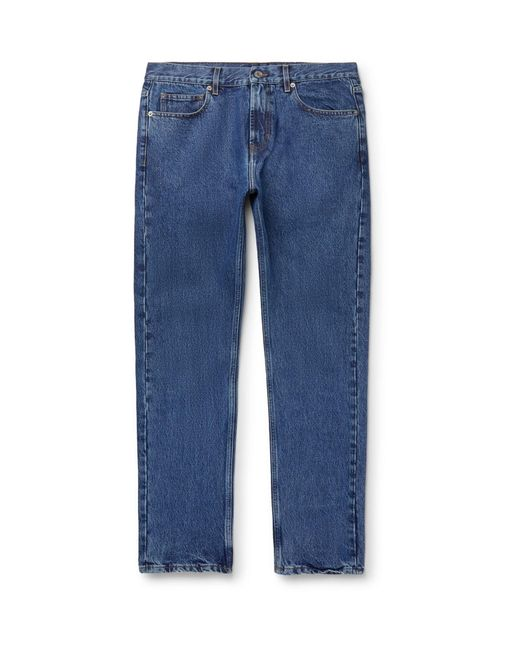 Pantaloni jeans di Norse Projects in Blue da Uomo