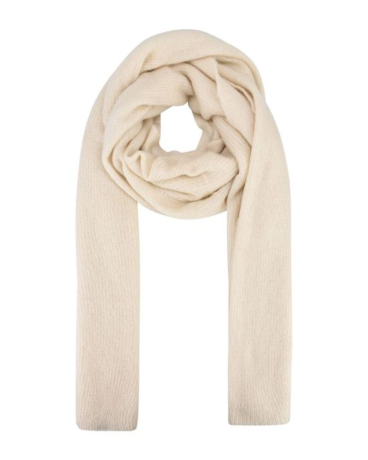 Free People - White Scarf - Lyst
