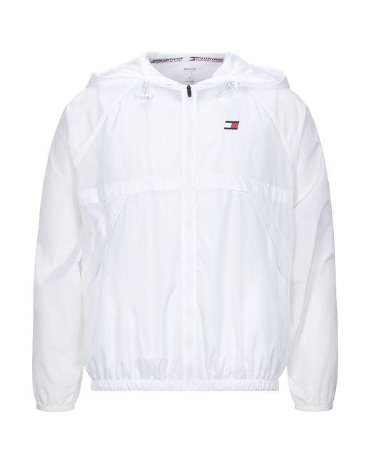 Giubbotto di Tommy Sport in White da Uomo