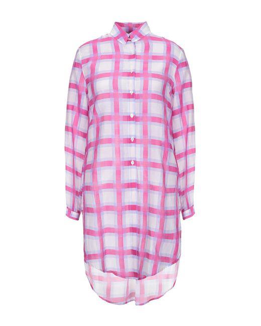 Versace Jeans Camisa de mujer de color rosa 9kyO5