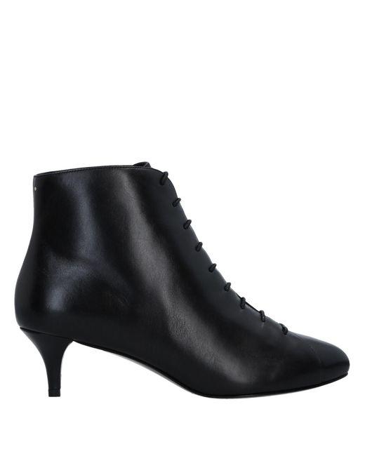 Stella Luna - Black Ankle Boots - Lyst