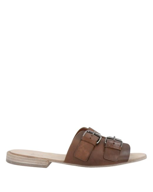 Marsèll Brown Sandals