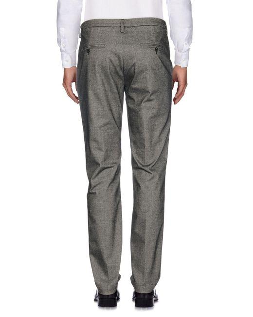 Patrizia Pepe Gray Casual Pants for men