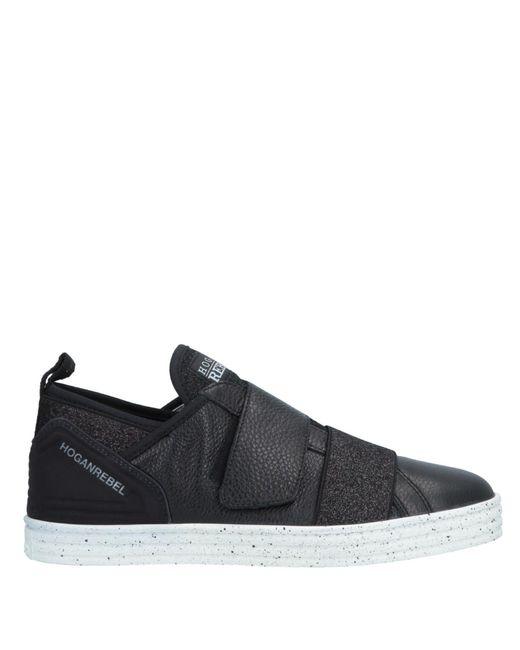 Sneakers & Deportivas Hogan Rebel de color Black