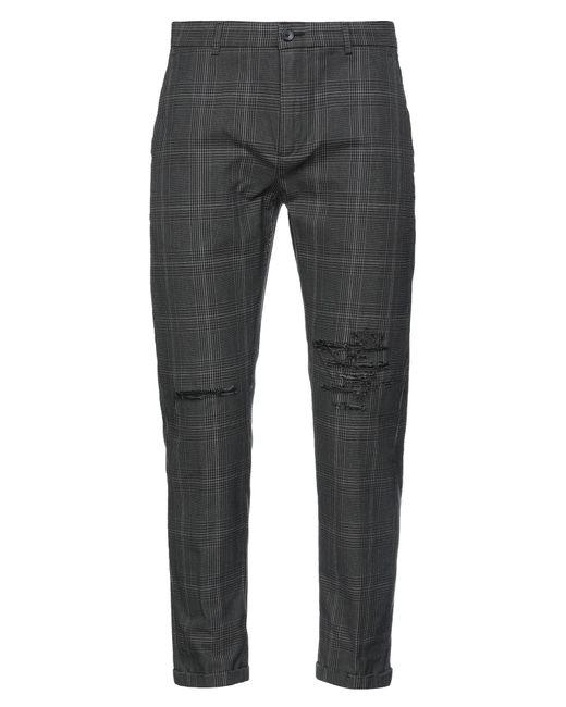 Department 5 Gray Casual Trouser for men